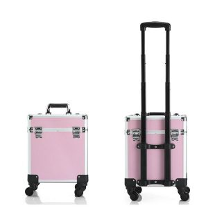 Makeup Travel pink