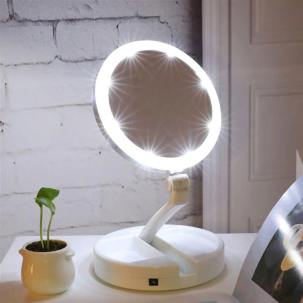 Pro LED Magnifying Mirror (10)-in-store
