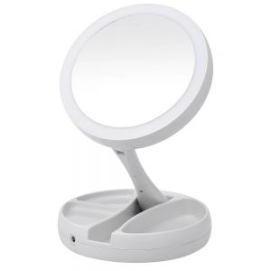 Pro LED Magnifying Mirror-in-store