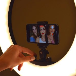 18-Inch pro range ring light